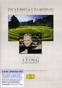Cover Sting & Edin Karamazov - The Journey & The Labyrinth [DVD]